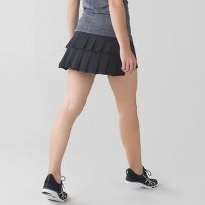 NWOT Lululemon Pace Setter Skirt